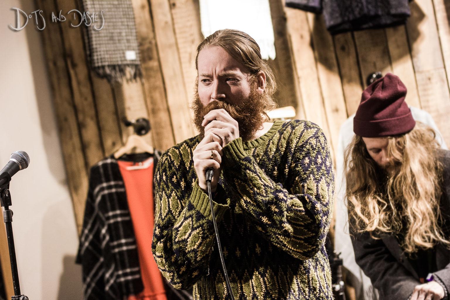 Reykjavíkurdætur, Iceland Airwaves 2015