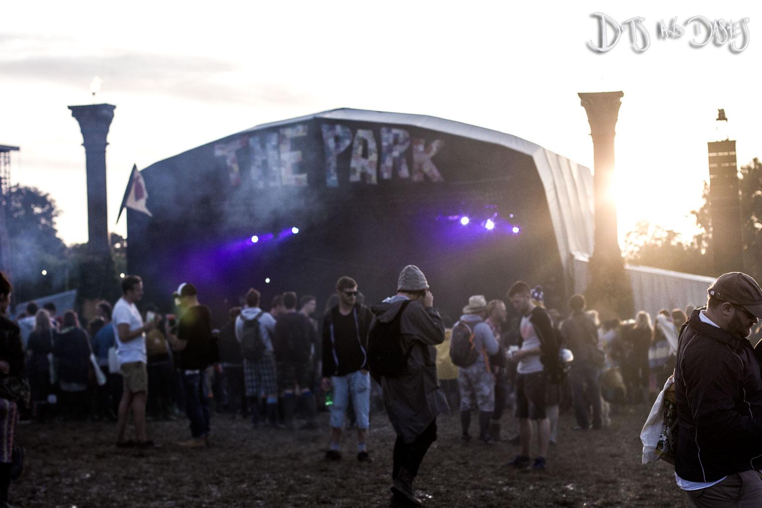 The Park, Glastonbury 2015