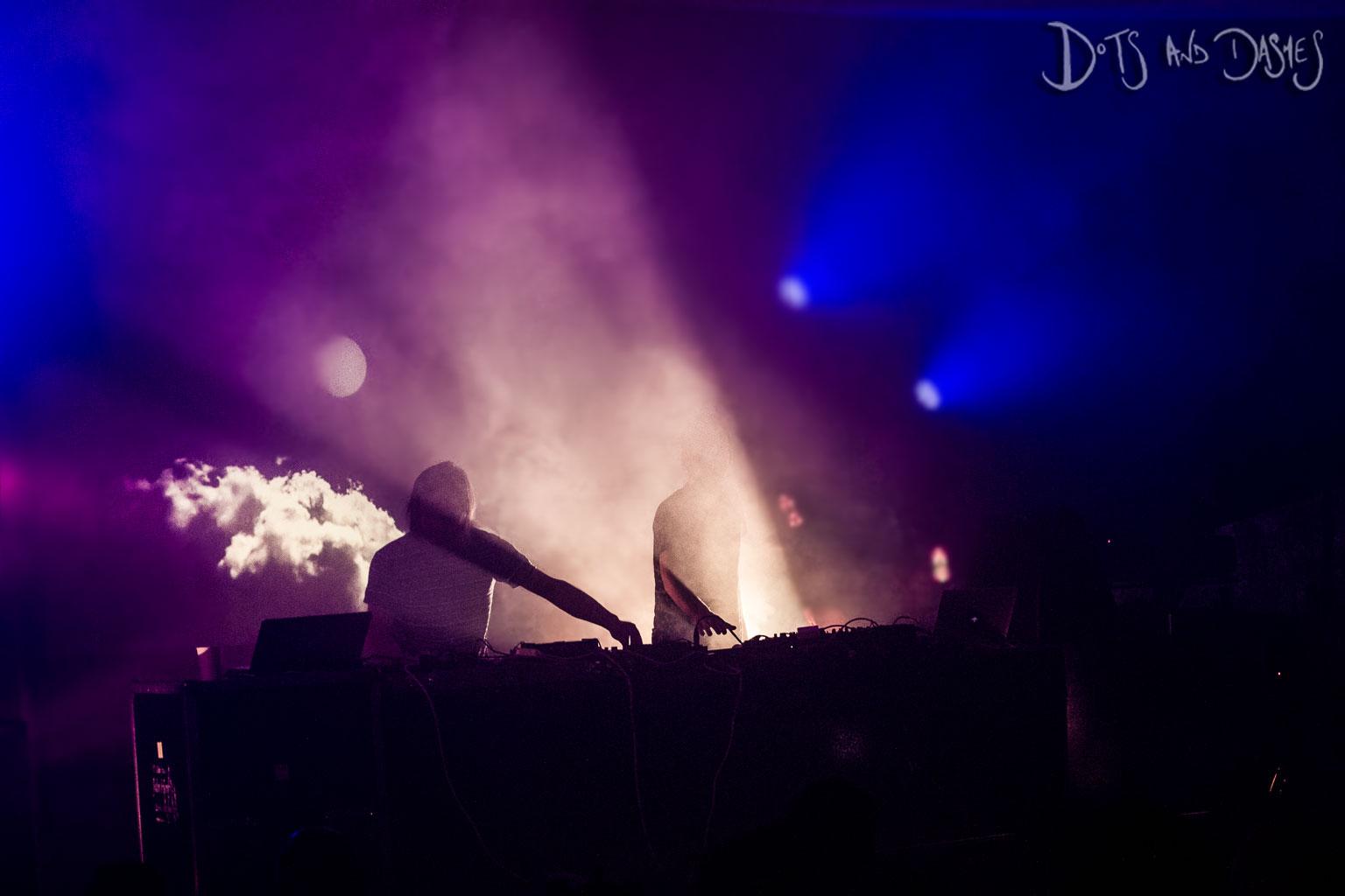 Kiasmos, Latitude 2015