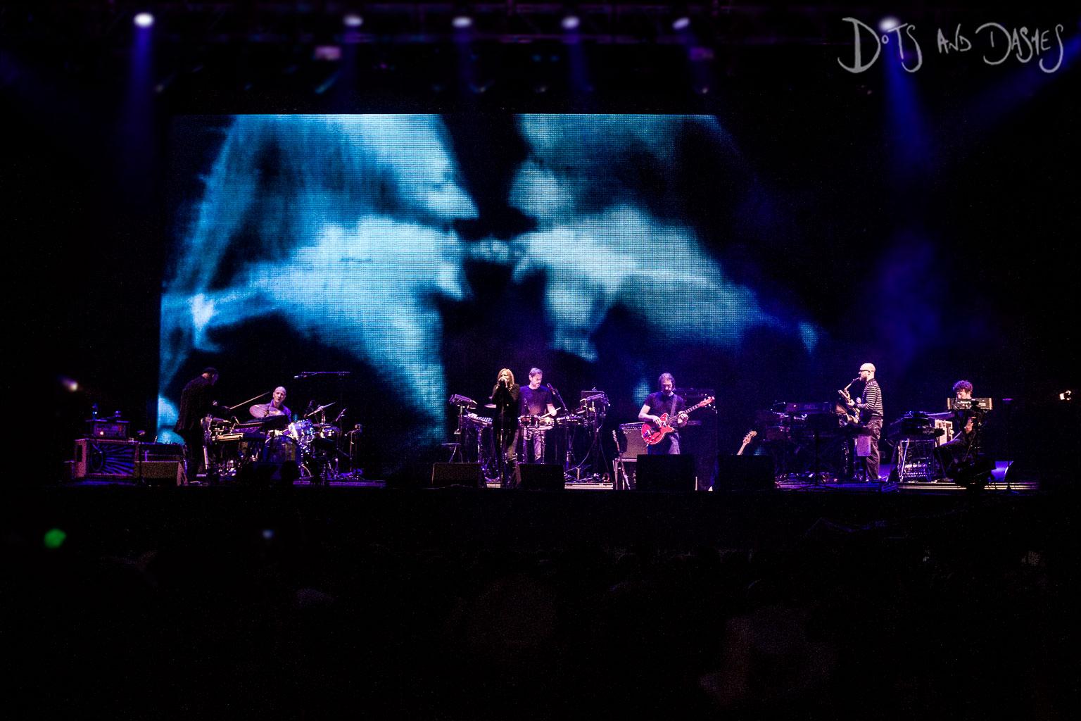Portishead, Latitude 2015
