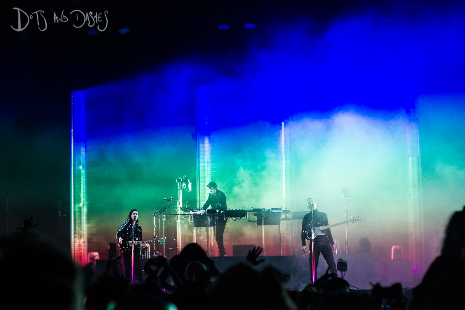The xx, Bestival 2017