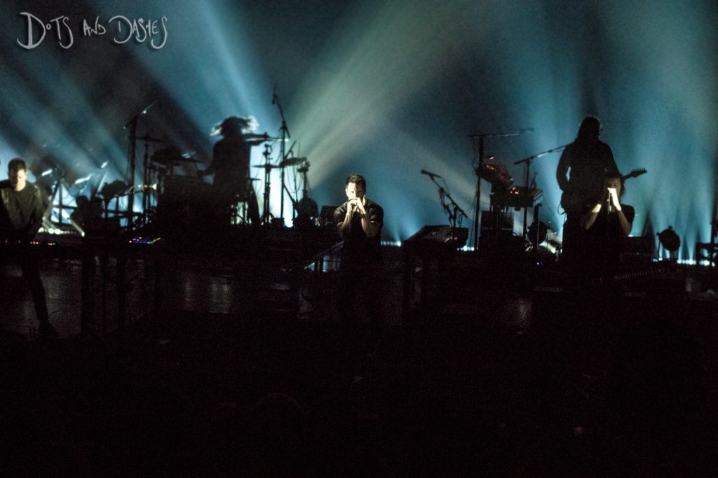 Nine Inch Nails, Royal Festival Hall | Live Reviews | Dots & Dashes