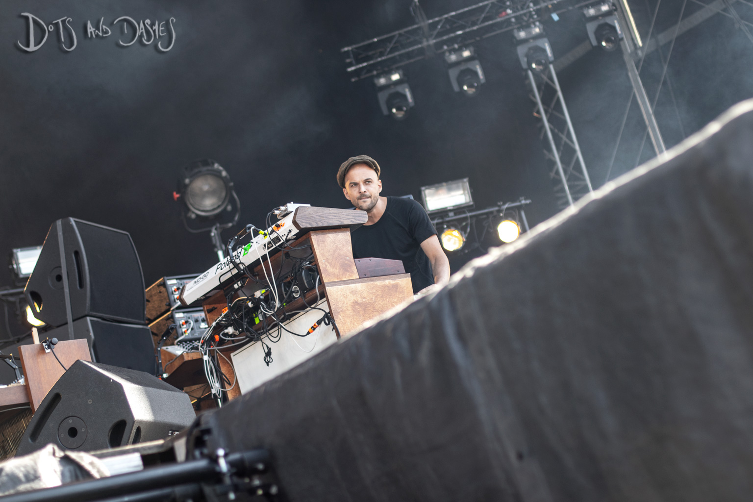Nils Frahm, Way Out West 2018