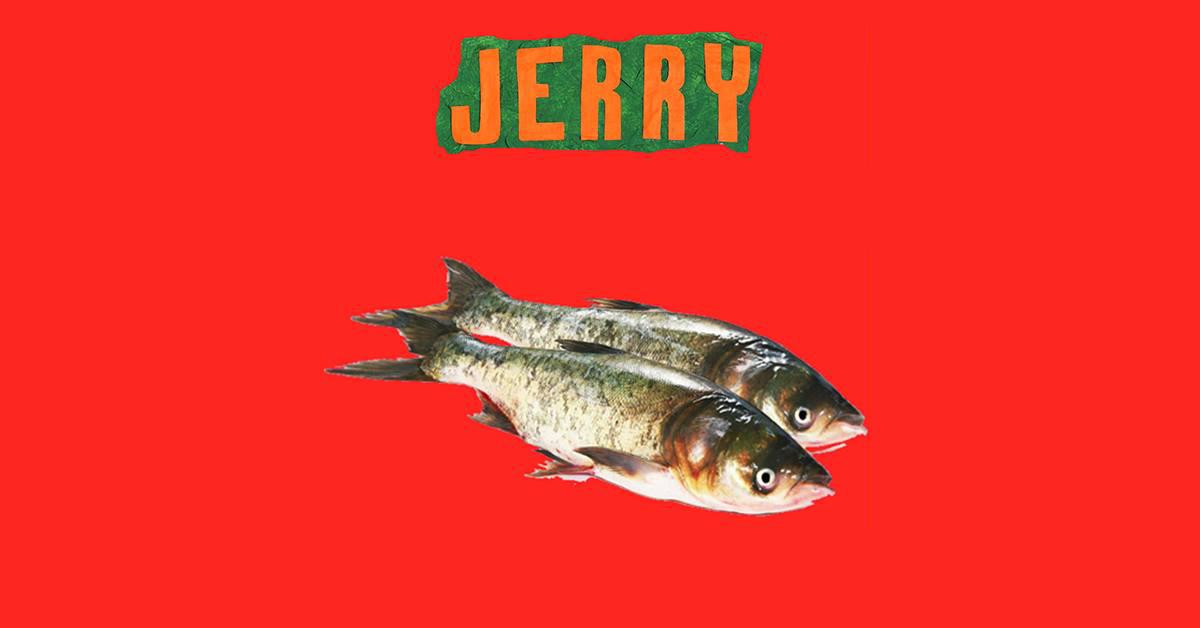 Jerry, Green Man Rising 2019