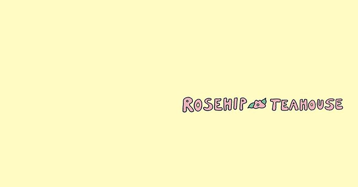 Rosehip Teahouse, Green Man Rising 2019